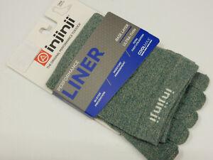 Injinji Liner Base Layer Ultra Thin Crew Snapper M
