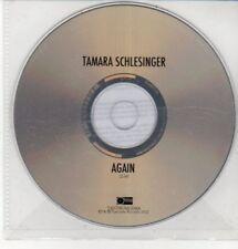 (DD250) Tamara Schlesinger, Again - 2012 DJ CD