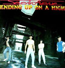 "12"" - Seventh Avenue - Ending Up.. (HI NRG) NUEVO - NEW, STOCK STORE LISTEN"
