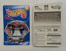 PHILADELPHIA PHILLIES - 2000 MATTEL HOT WHEELS Die Cast Cars