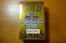 Yugioh Japanese GS05 Gold Series 2013 Booster Box - Factory-sealed