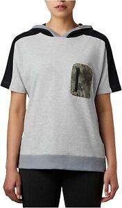 Columbia Women's Columbia Park SS Hoodie Shirt AL2375 Size Small