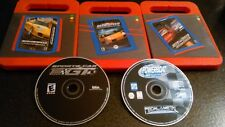 PC Racing Games Lot Need for Speed Powerboat Car GT