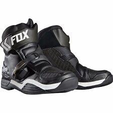 2017 Fox Racing Bomber Half ATV/MX/Street Black Boots Adult Size 11