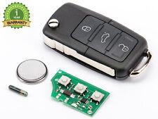 Originales de VW teclas Control remoto plegable conjunto de claves 5k0959753
