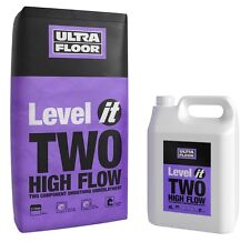 Flexible Self Levelling for Wood or Concrete Floors Ideal for Underfloor Heating