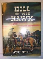 Hill of the Hawk, Scott O'Dell, 1947, Bobbs-Merrill. 1st limited edition. Signed