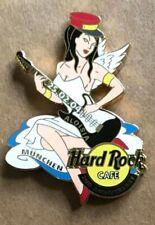 HARD ROCK CAFE MUNICH MÜNCHEN 2ND ANNIVERSARY ANGEL GIRL PIN