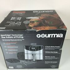 Gourmia Digital Air Fryer 6QT Open Box
