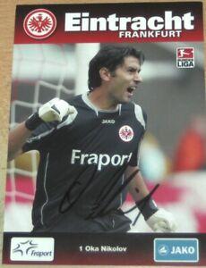 Oka Nikolov (6) - Eintracht Frankfurt