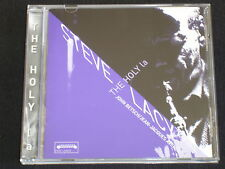 STEVE LACY TRIO The holy la CD