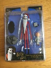 Jack Skellington Santa Nightmare Before Christmas Neca Series 2 Pesadilla antes