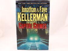 LIKE NEW! 1st Edition Capital Crimes by Jonathan and Faye Kellerman (2006, HC)