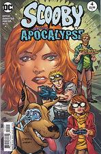 DC Comics Scooby Apocalypse #4 Cover B, Near Mint, Never Read!