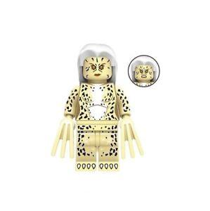 Wonder Woman 1984 Custom Mini Figures - Cheetah