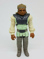 Vintage Star Wars - Nikto - Action Figure - 1983 - Kenner