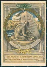 GdF Guardia di Finanza Militari Mussolini FG cartolina KF0241