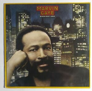 Marvin Gaye 'Midnight Love' LP, 1983, Columbia - FC 38197 Sexual Healing Tested