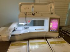 Babylock Blty-U embroidery machine Good condition