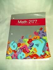 Math 2177 Second Custom Edition for The Ohio State University