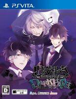 DIABOLIK LOVERS DARK FATE PS Vita Japan Import