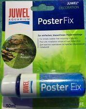 JUWEL POSTER FIX BACKGROUND MOUNTING ADHESIVE GLUE FOR FISH TANK AQUARIUM 86249
