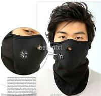 Motorcycle Snowboard BALACLAVA Ski Bike Cycling Half Face Mask Neck Warmer Cover