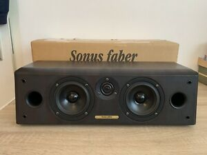 Sonus Faber Toy Center Barred Leather Lautsprecher High End