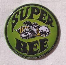 Dodge Super Bee USA Muscle Car Magnet Magnetschild - Grün