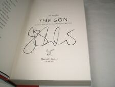 JO NESBO - The Son SIGNED 1/1 Hb - 2014 - THRILLER - author of HARRY HOLE novels