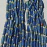 a strand of ancient roman glass bracelet fragment beads afghanistan #1643