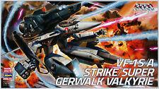 Hasegawa Macross 26 Vf-1S/A Strike / Super Gerwalk Valkyrie 1/72 scale kit