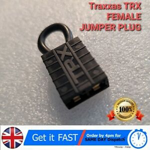 Traxxas Female TRX Connector Jumper Shorting Loop Plug Pull Cable Battery RC