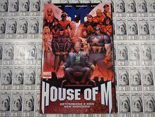 House of M (2005) Marvel - #1, 2nd Print Variant CVR, Bendis/Coipel, VF/NM
