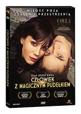 CZLOWIEK Z MAGICZNYM PUDELKIEM DVD POLISH  Shipping Worldwide