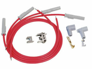 For 1989-1995 Plymouth Acclaim Spark Plug Wire Set MSD 81285CQ 1990 1991 1992
