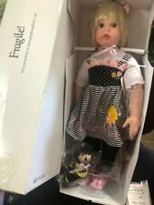 BEE HAPPY 25'' All Vinyl Doll by Paradise Galleries, New