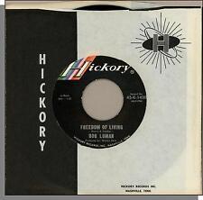 "Bob Luman - Freedom of Living + Hardly Anymore - 7"" 45 RPM Single!"