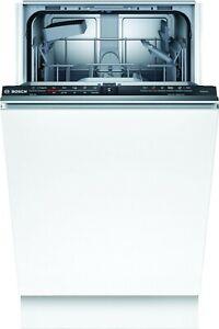 Spülmaschine 45 cm Bosch Einbau  WLAN Geschirrspüler vollintegrierbar NEU