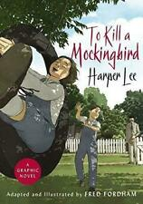 to Kill a Mockingbird The STUNNING Graphic Novel Adaptation Book HB 178515155x