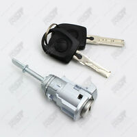 VW PASSAT / LUPO / SEAT AROSA DOOR LOCK SET 1 BARREL + 2 KEYS FRONT RIGHT