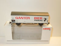 Märklin H0 46201 Insider Jahreswagen 2004 Ganter Bier