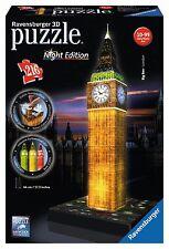 Ravensburger 3d Puzzle Big Ben À nuit