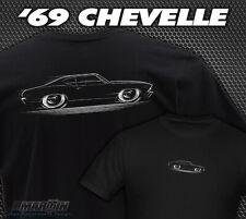 T-Shirt '69 Chevelle - 1969 Chevy SS Super Sport Chevrolet Malibu