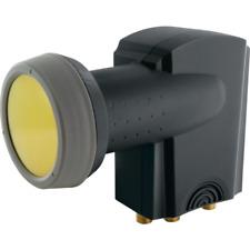 Schwaiger SUN Protect - Digitales Quad LNB Anthrazit (Multischalter integriert)
