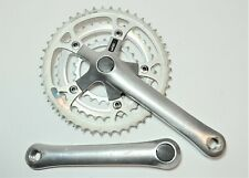 VINTAGE SHIMANO EXAGE 500 LX BICYCLE 175 MM SG C-46/36/24 TOOTH CRANKSET FC-M500