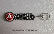 new YAMAHA Keychain Rubber Key ring Motorcycle Racing Bike Collectible Gift