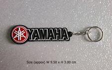 new YAMAHA Keychain Rubber Key ring Motorcycle Racing Bike Collectible Gift