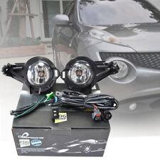 For Nissan Juke 2012 2013 14 Spot Light Fog Lamp Full Set Kit Fits