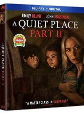 A Quiet Place Part 2(Blu-Ray+Digital)W/Slipc over New Pre-Order Ships 7/27/2021